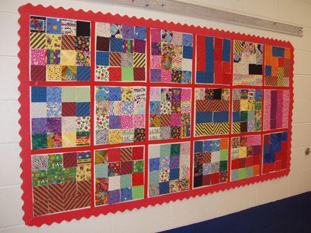 Kindergarten Quilt